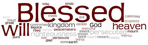 Wordle_beatitudes