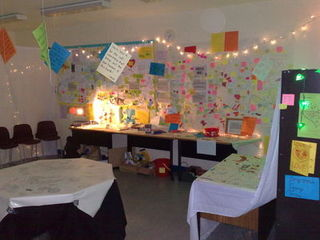 FrancesBardsleySchool prayerroom